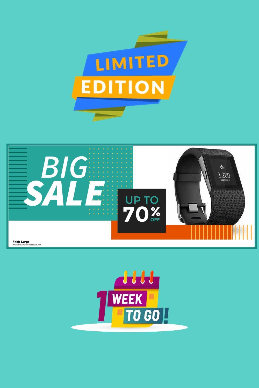 Top 11 Fitbit Surge Black Friday Deals 2020 Huge Discount In 2020 Fitbit Surge Fitbit Black Friday
