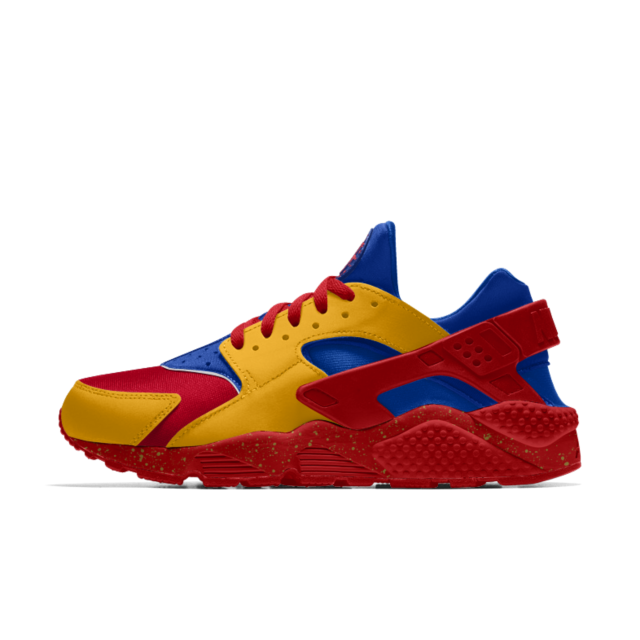 bfe76ed86bea The Nike Air Huarache By You Custom Shoe