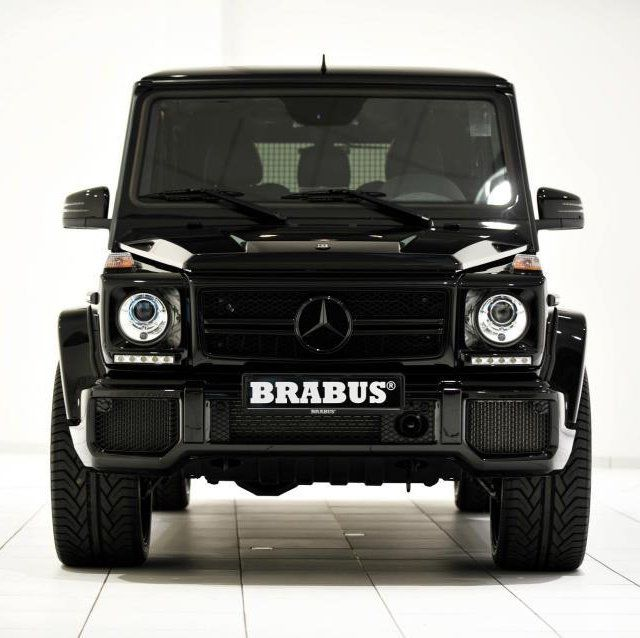 Mercedes Benz G63 Amg Brabus B62 620 Widestar Edition
