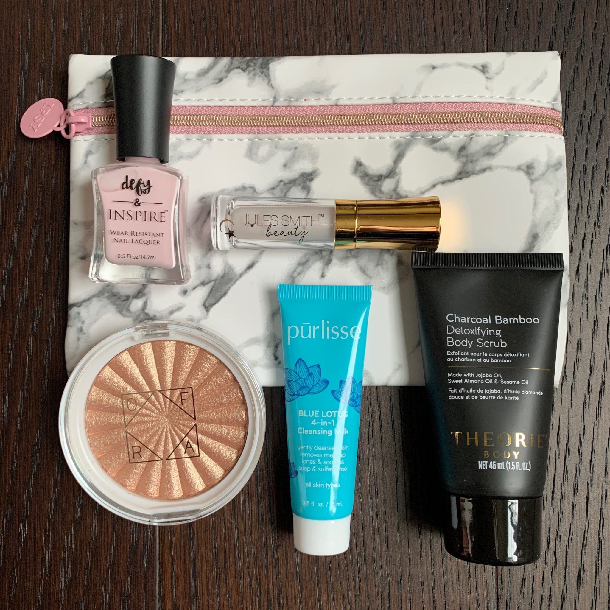 ipsy Review January 2020 Subscription Box Ramblings in