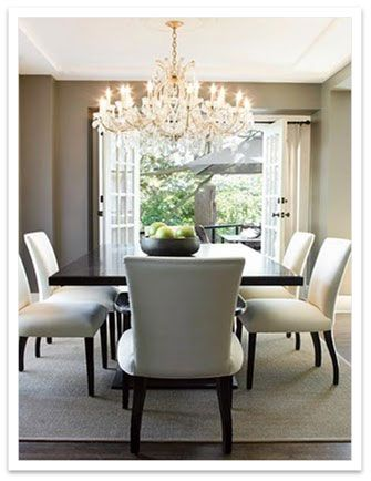 The chandelier. Vancouver designer Wendy Williams-Watt ...