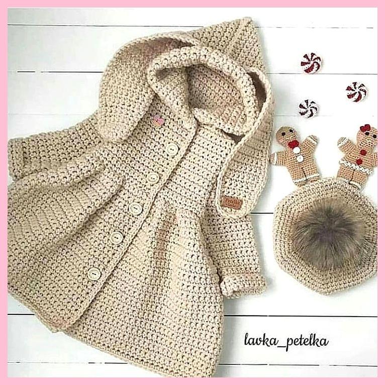 Einfache und süße Baby Cardigan kostenlose Musterbilder für 2019 ,  #cardigan #einfache #kost... #vestidosparabebédeganchillo