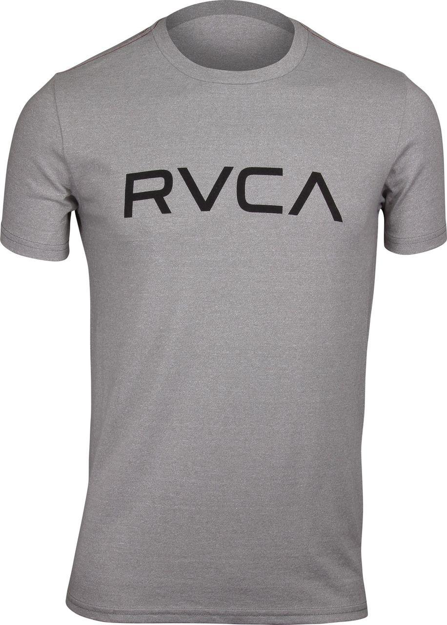 9985b1cf69e15 RVCA VA Sport Big RVCA T-Shirt (Gray Noise) | Spring 2018 - Shorts ...