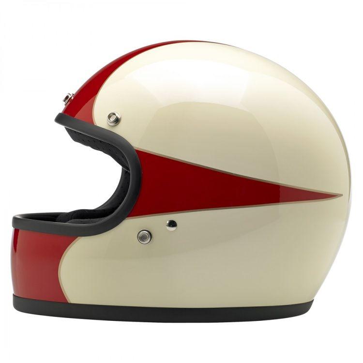 Gringo Motorcycle Helmet Full Face Gringo Helmet by Biltwell