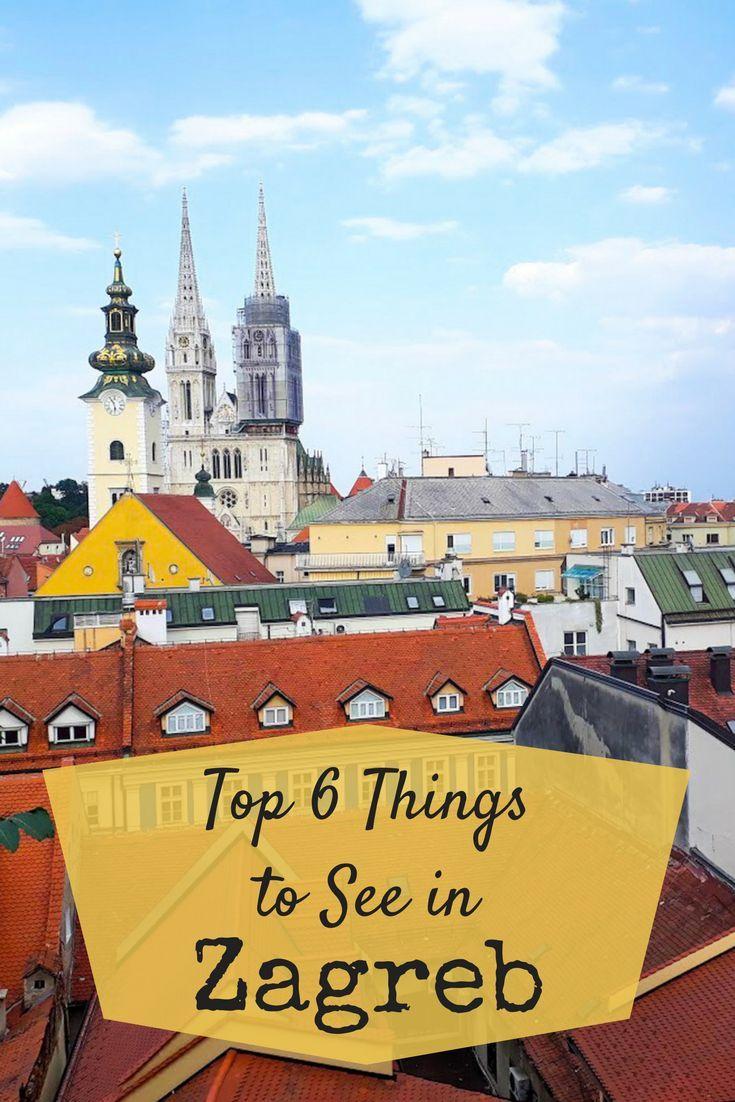 Zagreb Croatia Backpacking Europe Travel Tips For Zagreb Zagreb Croatia Europe Travel Eastern Europe Travel Travel Europe Cheap