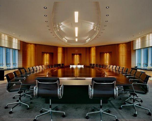 sala de reuniões luxo - Pesquisa Google