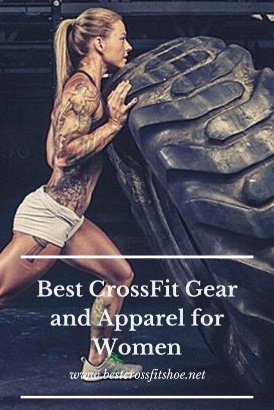 Find out the top picks for CrossFit gear, including clothes, apparel, gloves, grips, water bottles,...