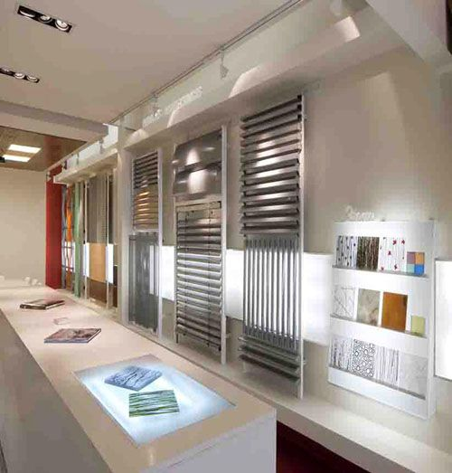 Leval Group Architectural Product Showroom Interior Design