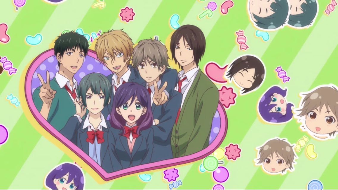 Pin by Kaylee's Anime on Kiss him not me anime Anime