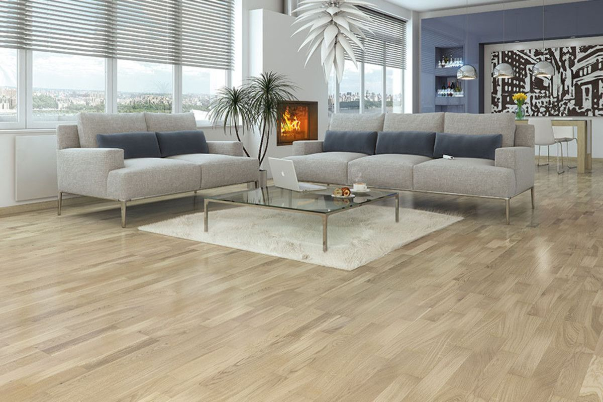 Family Room With White Washed Ash Floors Google Search Engineered Wood Floors White Oak Floors Grey Engineered Wood Flooring