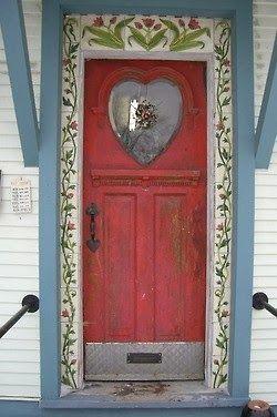 Newness In The New Year Beautiful Doors Unique Doors Cool Doors