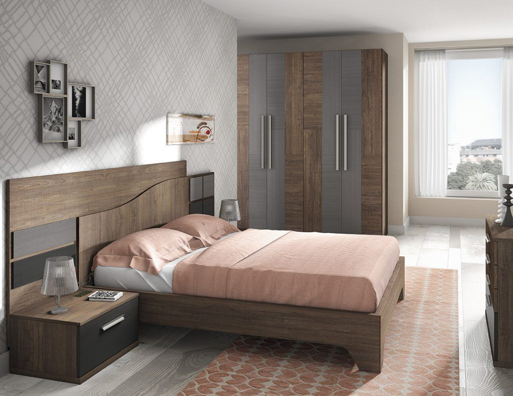 modern bedroom designs%0A Dormitorio moderno       u     D     Muebles CASANOVA  Bed IdeasModern