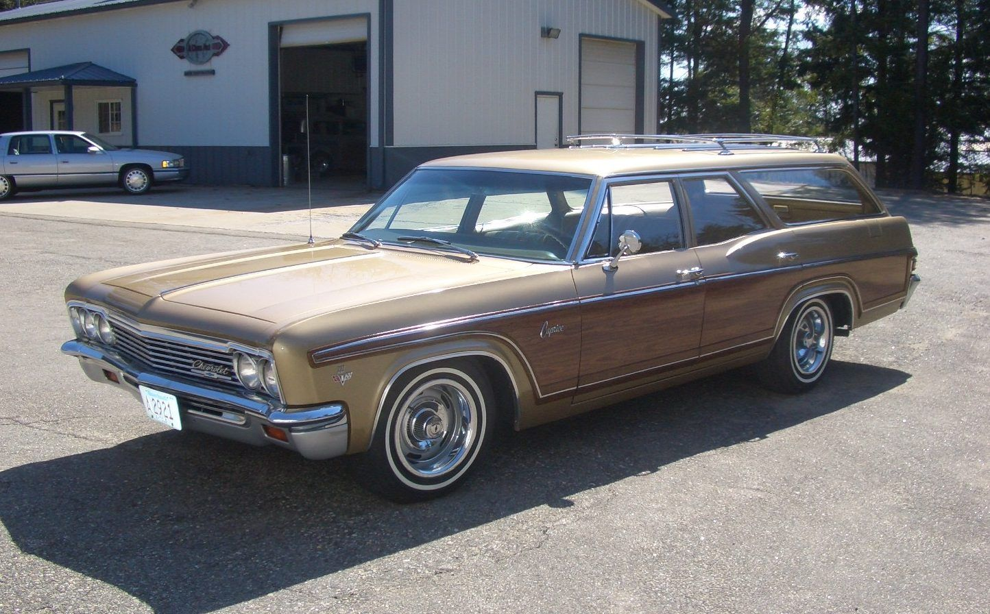 1966 Chevrolet Caprice Wagon Bring A Trailer Us Based Automakers Chevy For Sale
