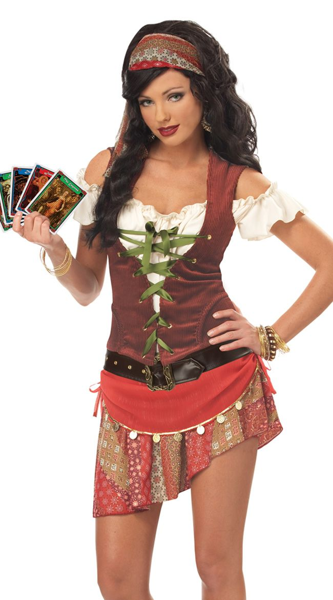 Gypsy costumes for women