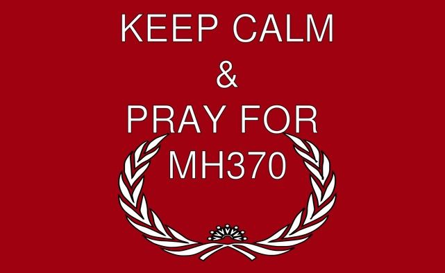 The public are also seen sharing their prayers on Facebook whereby countless comments have been left on the Malaysian Airlines Facebook Page. Let Pray For Their Safe Return!  http://teespring.com/PRAYFOR-MH370