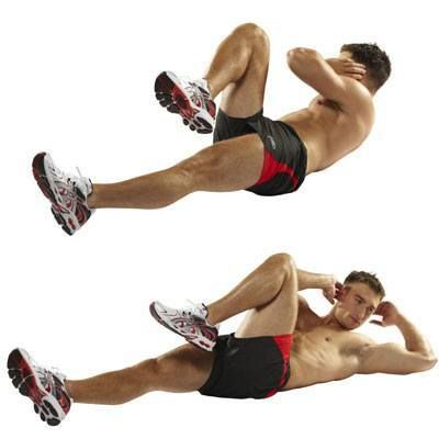 abdominales-bicicleta | Abs workout routines, Abs workout, Effective ab  workouts
