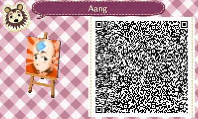 Aang Flag by Nicall Qr codes animal crossing, Acnl paths