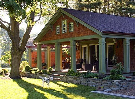 MODULAR HOME BUILDER: GEARING UP FOR ARTS AND CRAFT HOMES