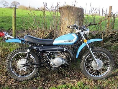 Suzuki ts250, 1972, superb classic 2 stroke trail   Classic