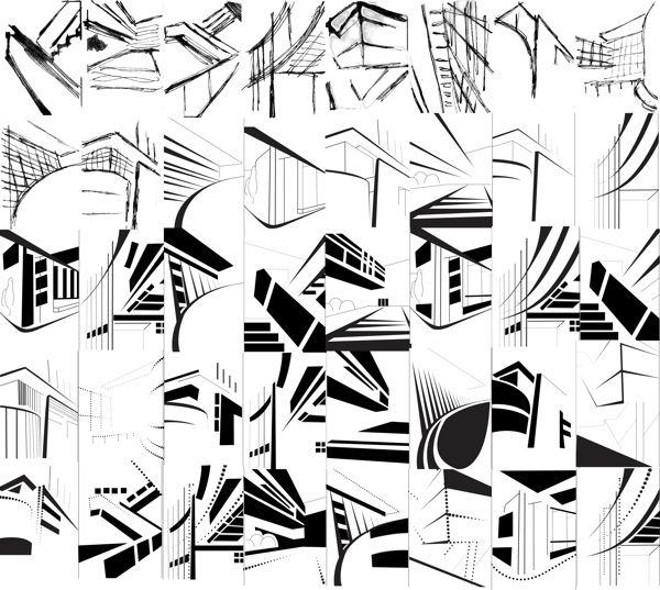 point line plane - Google 검색   기초디자인   Pinterest   Graphics ...