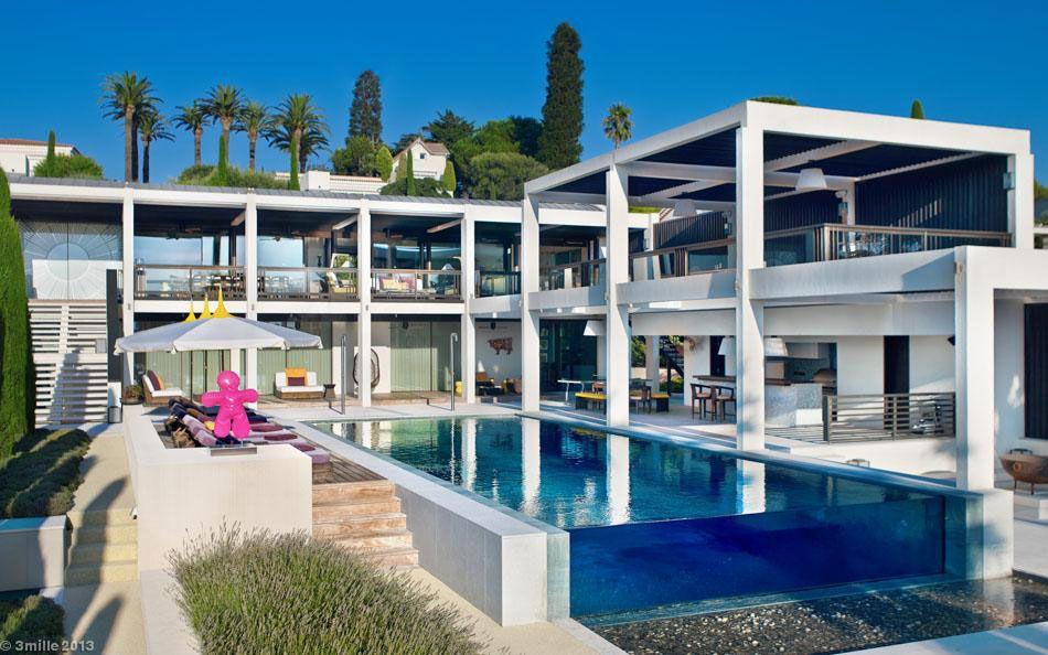 maison luxe antibes 2 | Maison de luxe | Villa, Maison et Villa de luxe