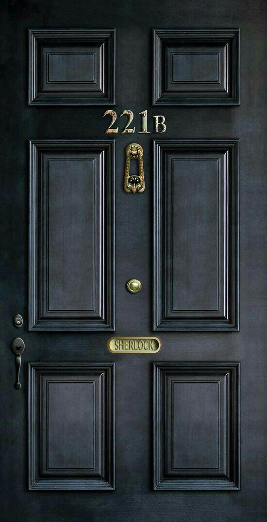 The Address Is 221b Baker Street Supernatural Sherlock