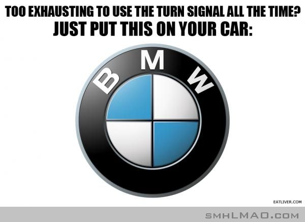 Too exhausting to use the turn signal all the time?