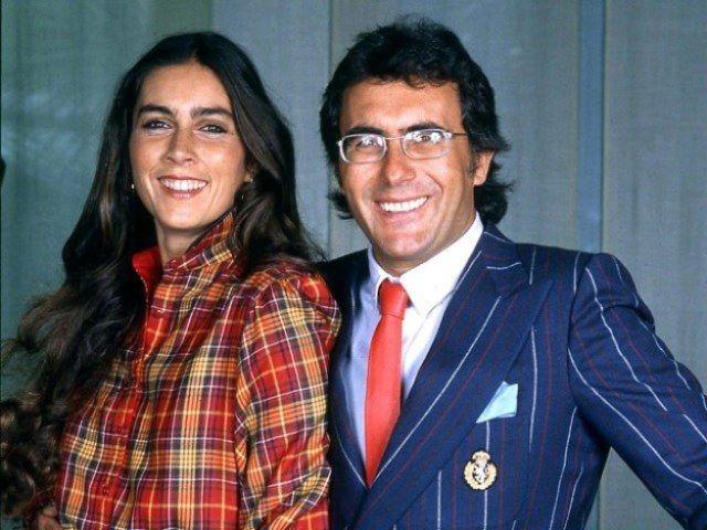 Albano Romina Power Sharazan Con Imagenes Romina Power