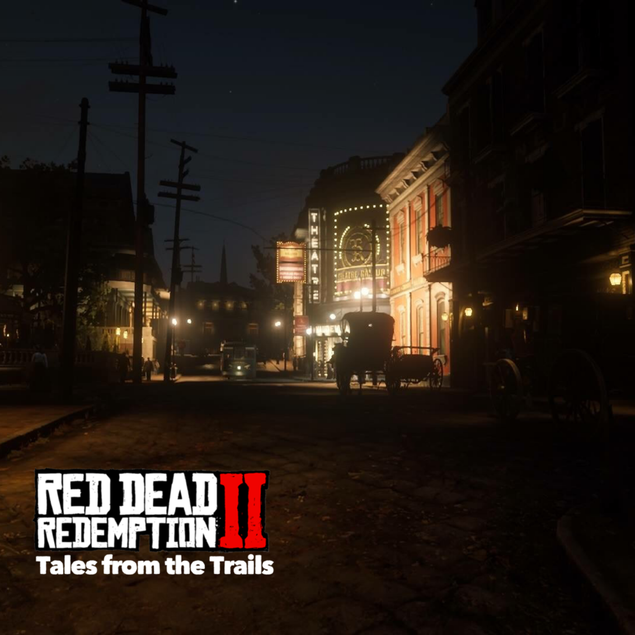 Red Dead Redemption 2 Saint Denis At Night Red Dead Redemption Red Dead Redemption Ii Saint Denis