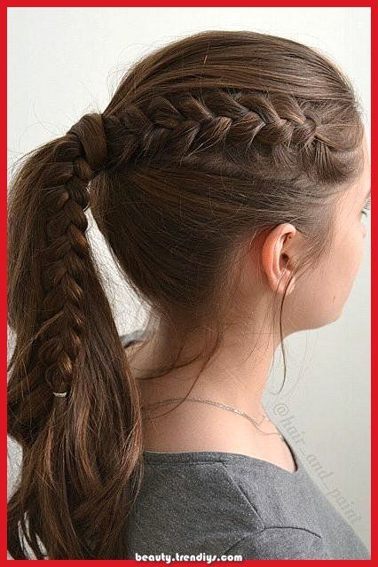 Hairstyles for varsity Fairly and simple lengthy hairstyles for varsity ladies: … – Blog'um