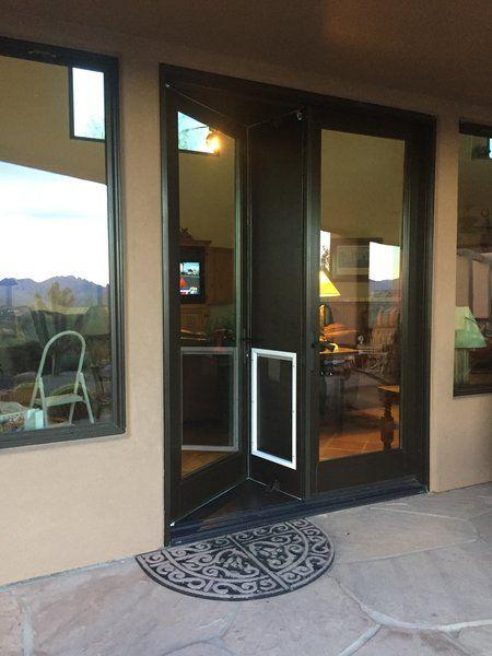 Pet Door For French Door Xl 13 X 23 French Doors Door Design