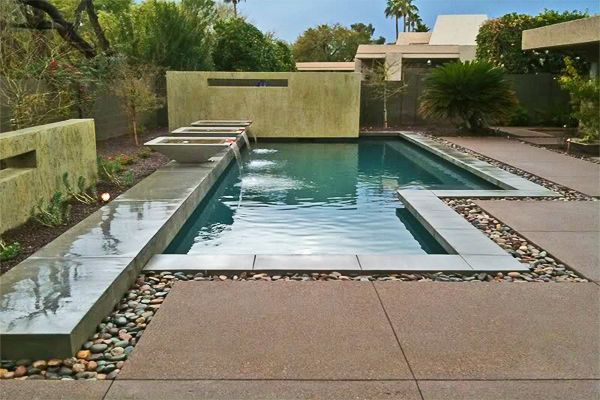 Swimming Pool Design Style Guide Swimming Pool Designs Modern Pool And Spa Modern Pools