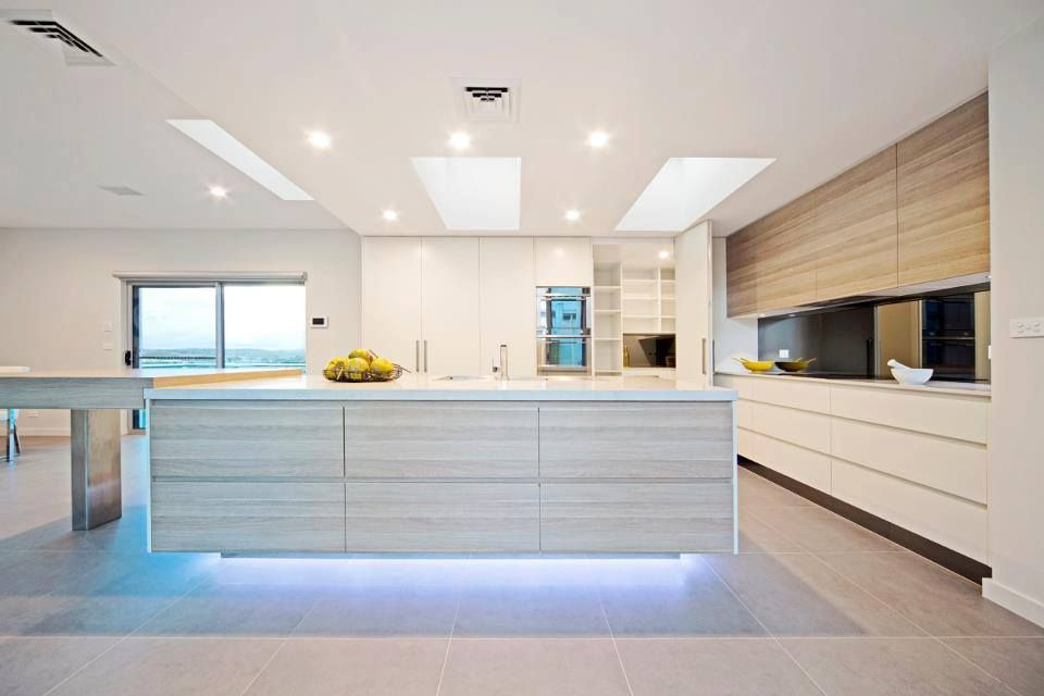 Beautiful Kitchen From Bld Homes Featuring Caesarstone London