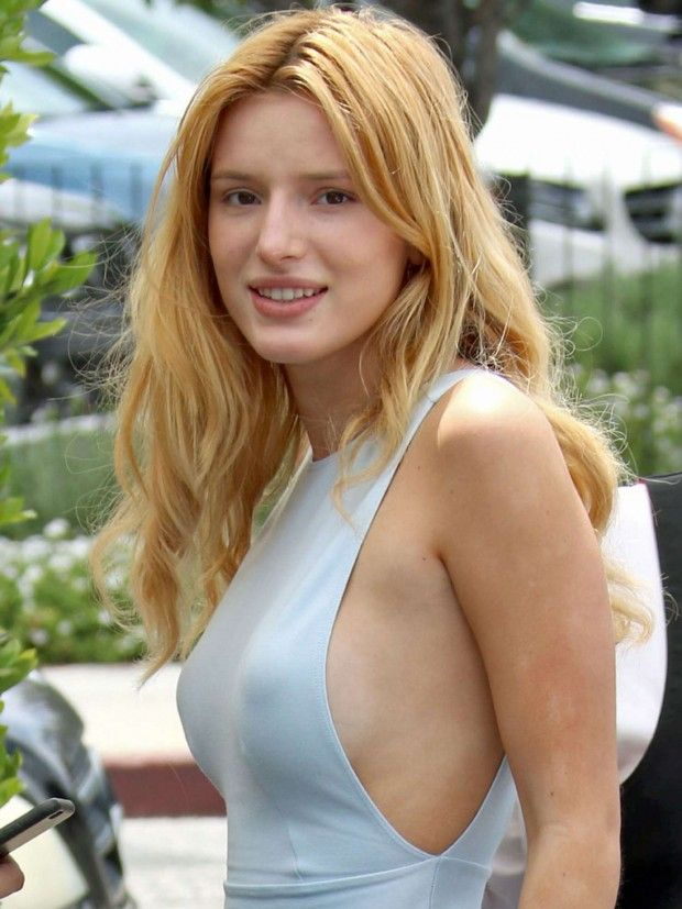 bella thorne boobs