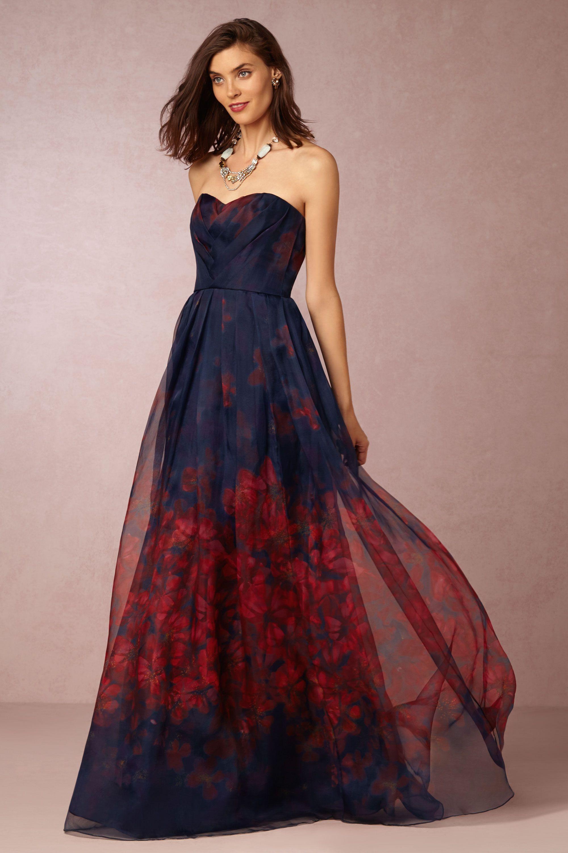 Olivia Gown From BHLDN Wedding WearWedding BridesmaidsFall