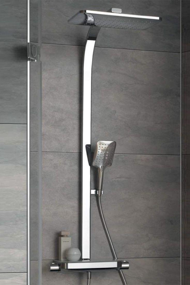HSK AquaTray Das neue ShowerSet mit Schwallbrause bietet