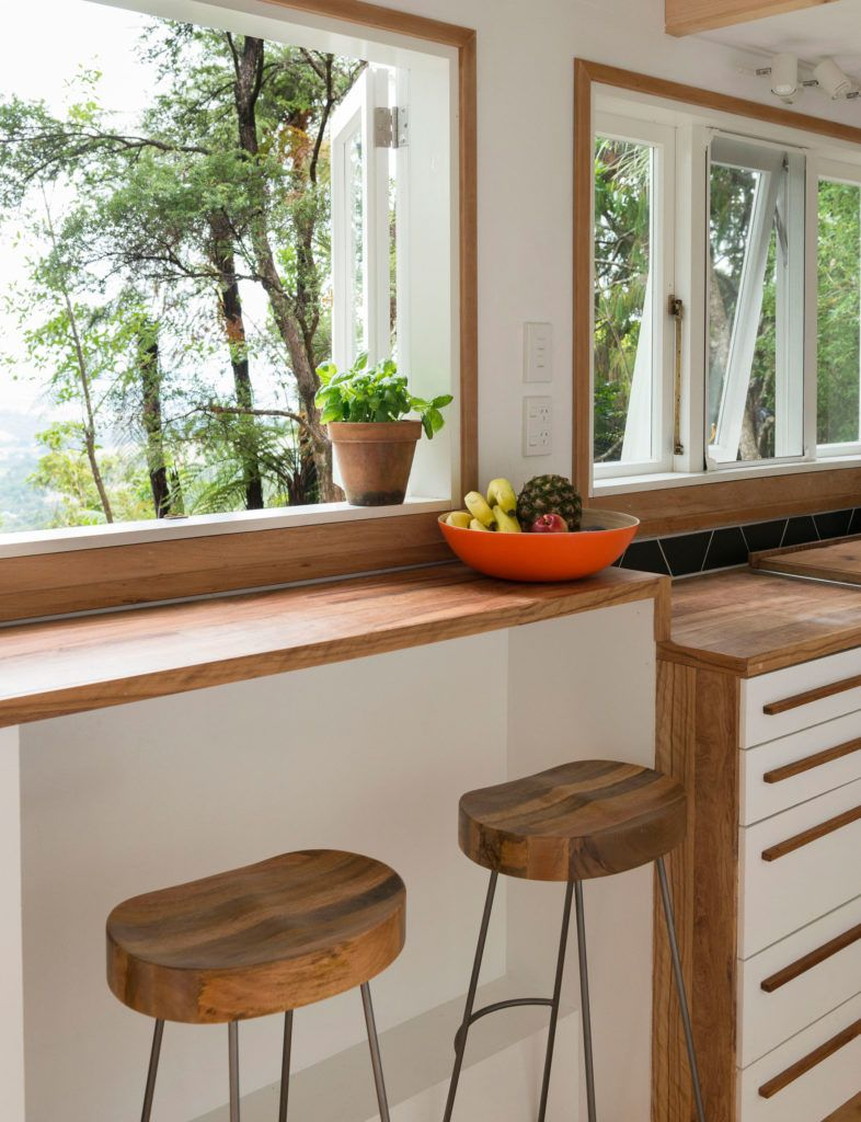 Auckland Couple Build Tiny Home In Henderson Valley Home