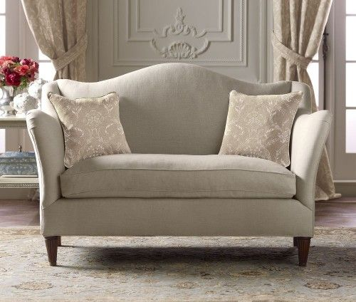 French Style Sofa Great For Small Space Really Like The Style