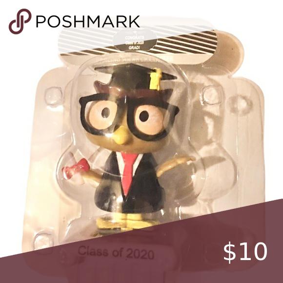 Graduation Class Of 2020 Solar Powered Dancing Owl In 2020 Graduation Class Solar Power Class Of 2020