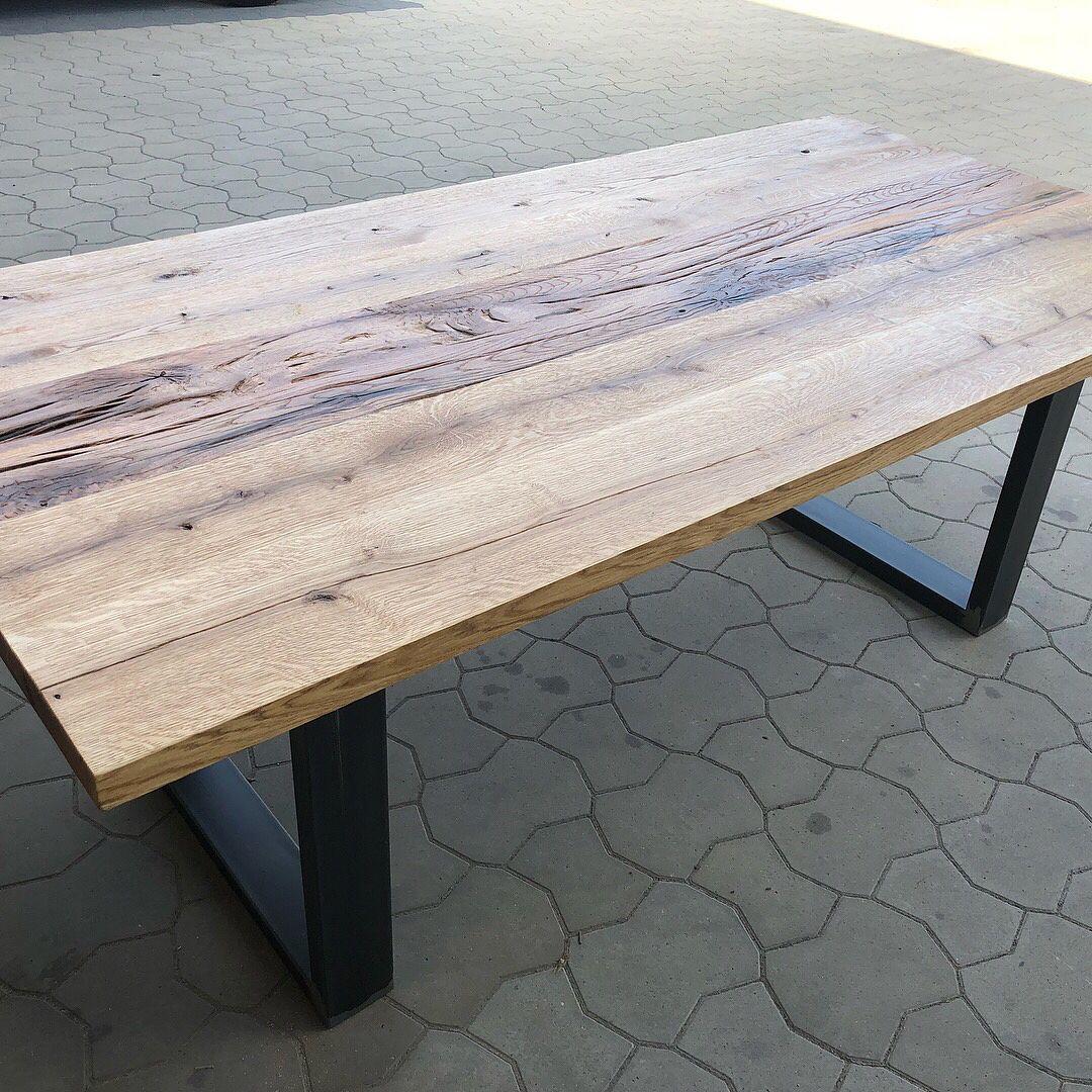Pin Von Prinzessin Auf Umbau 2018 In 2020 Esstisch Holz Holztisch Holz
