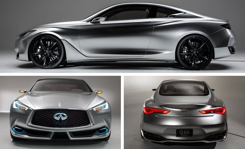 The Redeemer 2017 Infiniti Q60 Dissected Feature Car And Driver