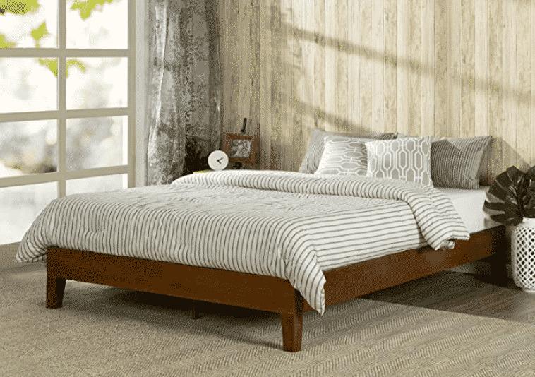 Top 12 Best Solid Wood Platform Beds Of 2020 Reviews