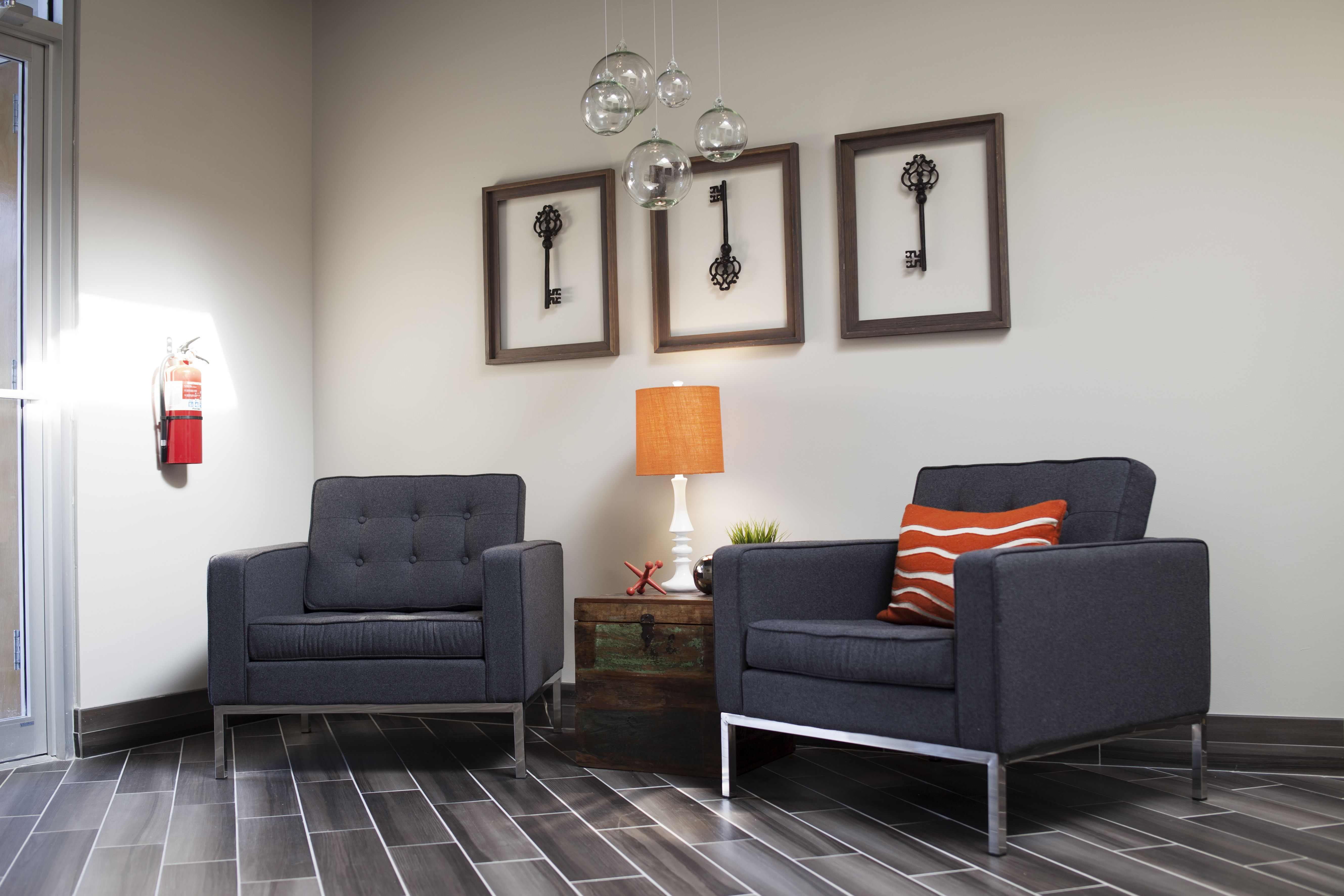 MacDoc Realty Office- Decorated by Five Forty Creative ...