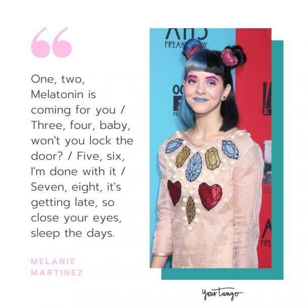 The 50 Best Melanie Martinez Quotes And Song Lyrics