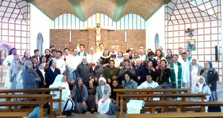 AICA: Sacerdotes y religiosos unidos por el Año de la Vida Consagrada