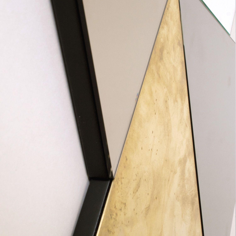 detail Brass Triangle + Bronze Mirror Triangle | Bronze ...