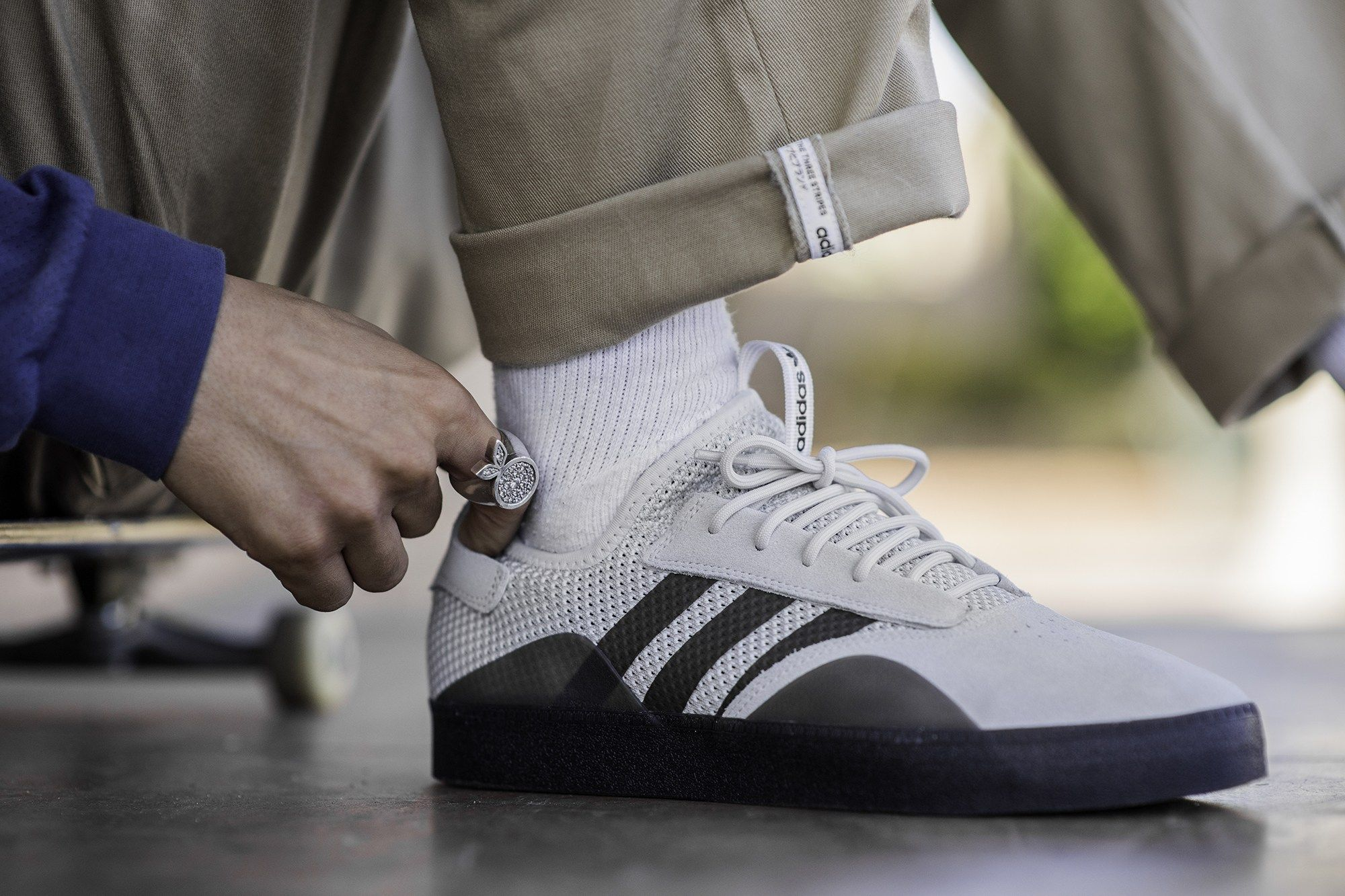 adidas Skateboarding Introduces the 3ST Family with