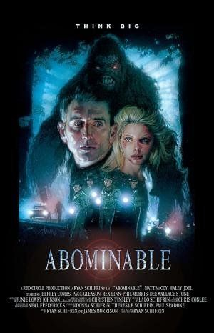 Abominable (2006) | Movies in 2019 | Best horror movies, Horror
