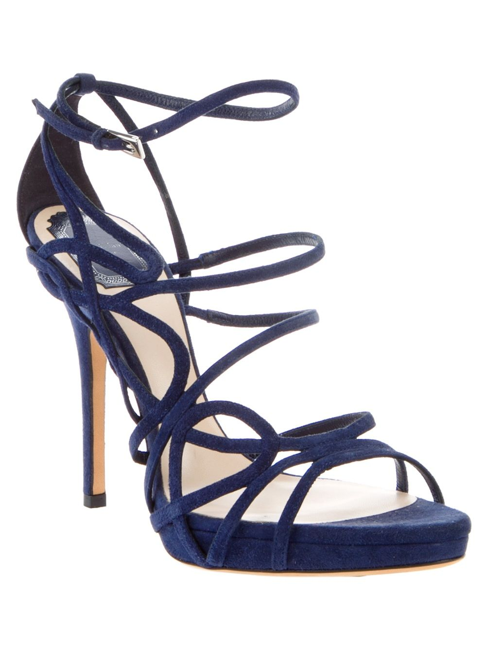 1000  images about blue high heels on Pinterest | Cobalt blue ...