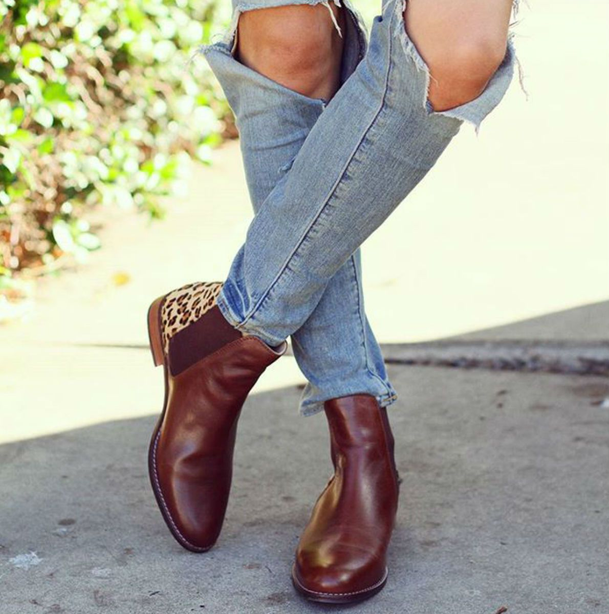 617fa086541 Westbourne Chelsea Boot | shoe crazy | Boots, Chelsea boots, Leopard ...